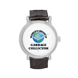 World's Greatest Garbage Collector Wristwatches