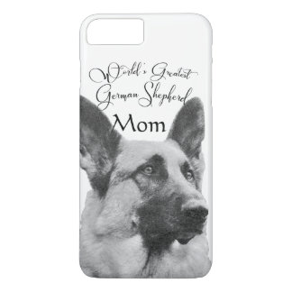 World's Greatest German Shepherd Mom iPhone 8 Plus/7 Plus Case