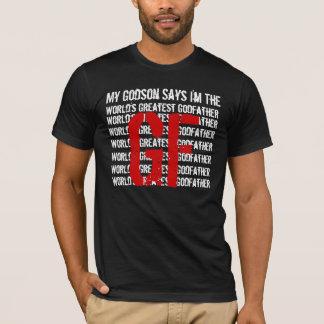 World's Greatest Godfather Ver2 T-Shirt