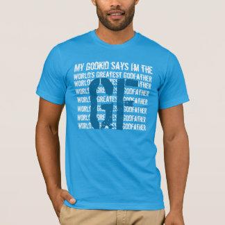 World's Greatest Godfather Ver4 T-Shirt