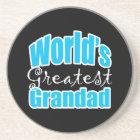 Worlds Greatest Grandad Coaster