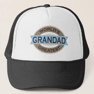 Worlds Greatest Grandad Trucker Hat
