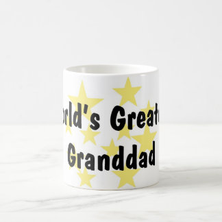 World's Greatest Granddad Mug