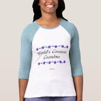 World's Greatest Grandma Shirts