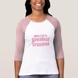 Worlds Greatest Grandma.. T Shirts