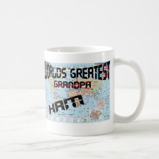 Worlds Greatest Grandpa PERSONAILZE Coffee Mug