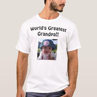 World's Greatest Grandpa!! T-Shirt