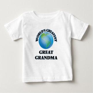World's Greatest Great Grandma Tees