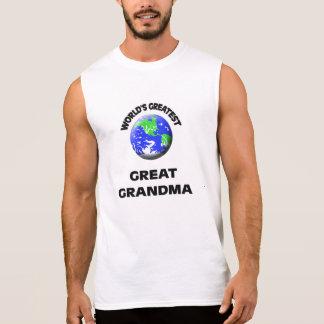 World's Greatest Great Grandma T Shirt