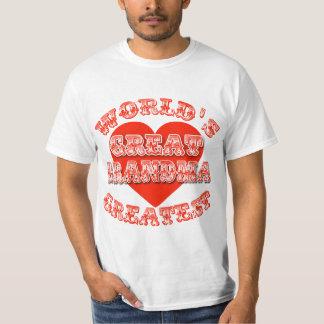 World's Greatest Great Grandma Tshirts & Gifts