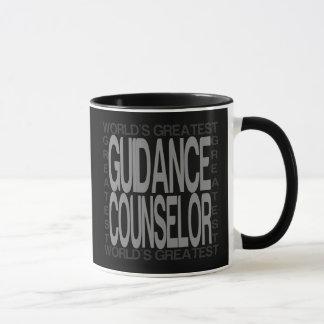 Worlds Greatest Guidance Counselor Mug