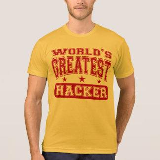 World's Greatest Hacker T-Shirt