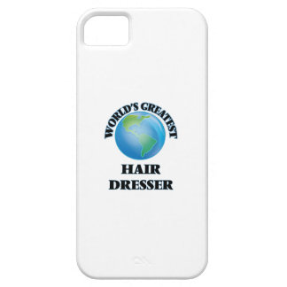 World's Greatest Hair Dresser iPhone 5 Cases