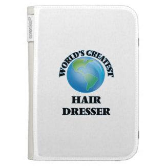 World's Greatest Hair Dresser Kindle Cover