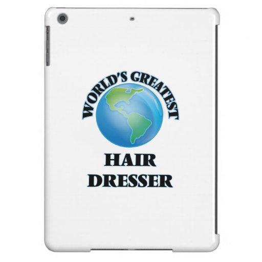 World's Greatest Hair Dresser iPad Air Cover