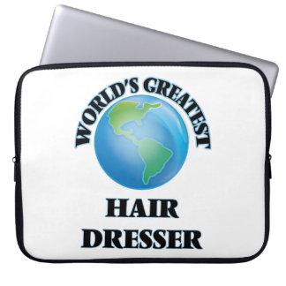 World's Greatest Hair Dresser Laptop Computer Sleeves