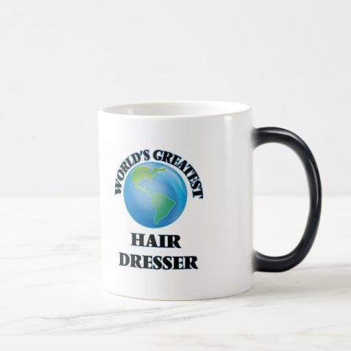 World's Greatest Hair Dresser Mugs
