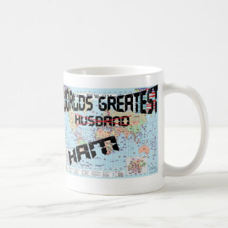 Worlds Greatest Husband/Ham Personalized Mug