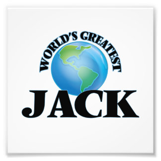 World's Greatest Jack Photo