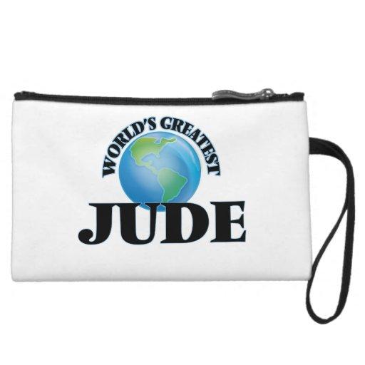 World's Greatest Jude Wristlet Purse