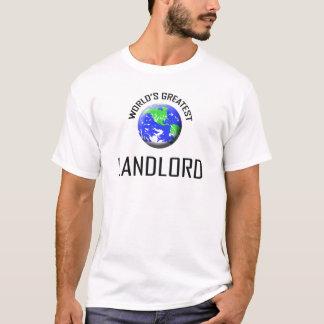 World's Greatest Landlord T-Shirt