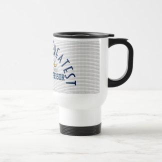 World's greatest Law Professor Travel Mug