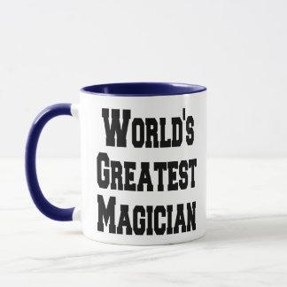 Worlds Greatest Magician Mug