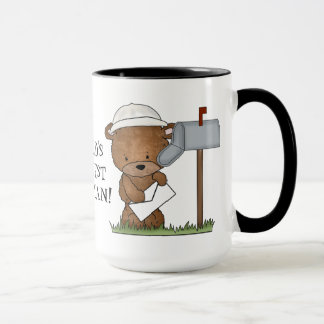 World's Greatest Mailman coffee mug