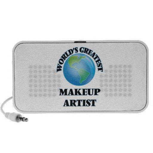 World's Greatest Makeup Artist Mini Speaker