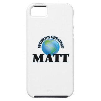 World's Greatest Matt iPhone 5 Cases