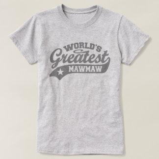 World's Greatest MawMaw T-Shirt