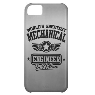 World's Greatest Mechanical Engineer In Action Cover For iPhone 5C