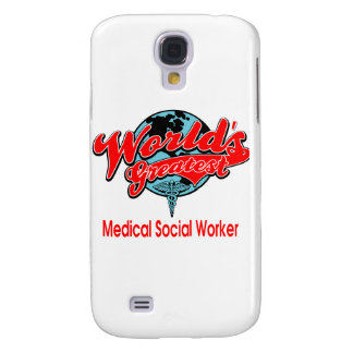 World's Greatest Medical Social Worker