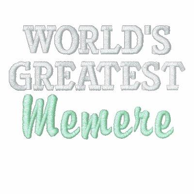 World's Greatest Memere Jacket
