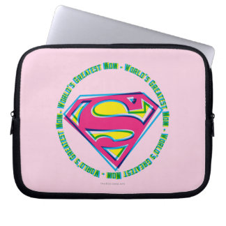 World's Greatest Mom Laptop Computer Sleeves