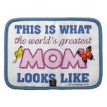 World's Greatest Mom Organizers