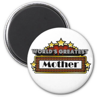 World's Greatest Mother Magnets