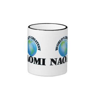 World's Greatest Naomi Ringer Mug