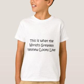 World's Greatest Nephew T-Shirt