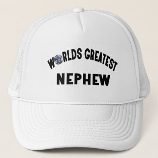 Worlds Greatest Nephew Trucker Hat