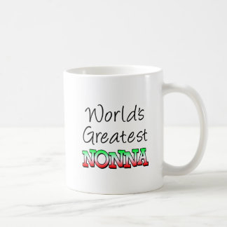 World's Greatest Nonna Mug