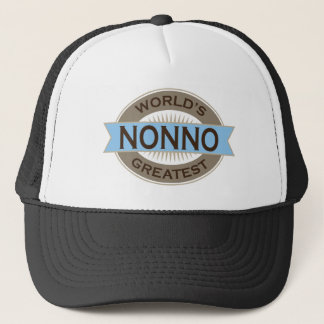 Worlds Greatest Nonno Trucker Hat