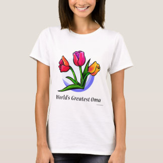 World's Greatest Oma T-Shirt