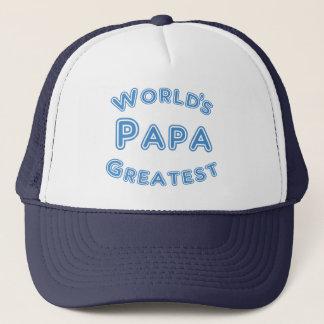 Worlds Greatest Papa Hat