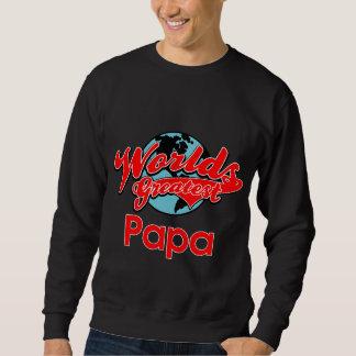 World's Greatest Papa Sweatshirt