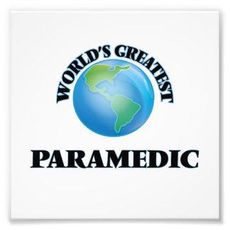 World's Greatest Paramedic Photo