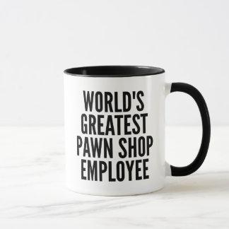 Worlds Greatest Pawn Shop Employee Mug