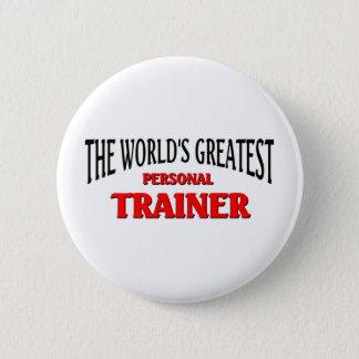 World's Greatest Personal Trainer 2 Inch Round Button