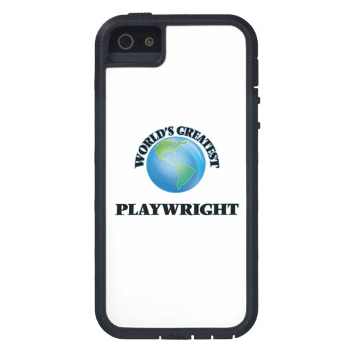 World's Greatest Playwright iPhone 5 Case