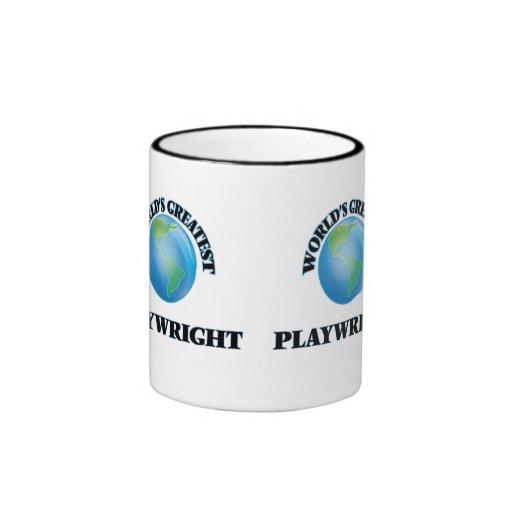 World's Greatest Playwright Mug